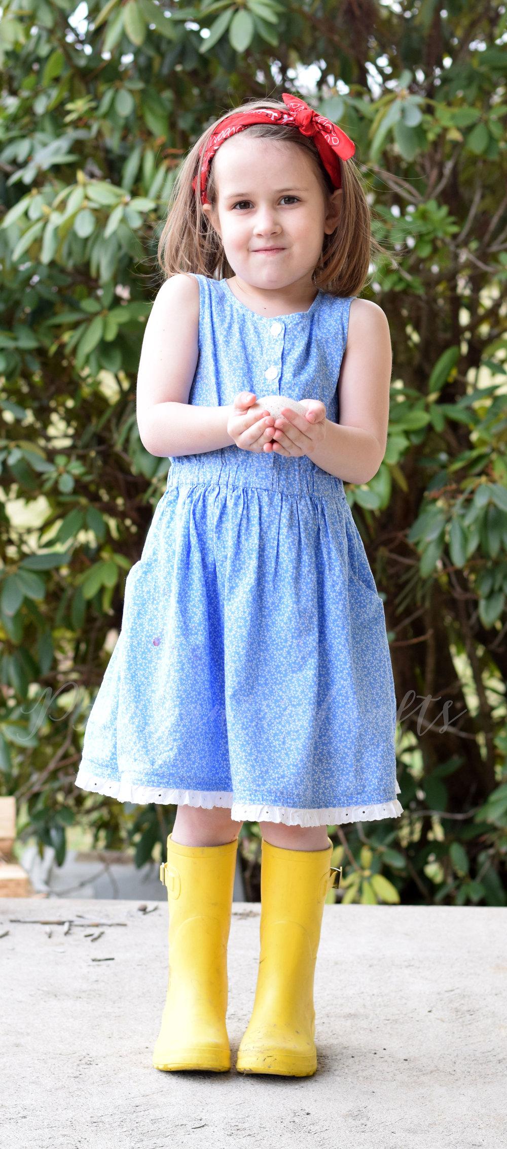 Seed Dress from Project Farmer's Market