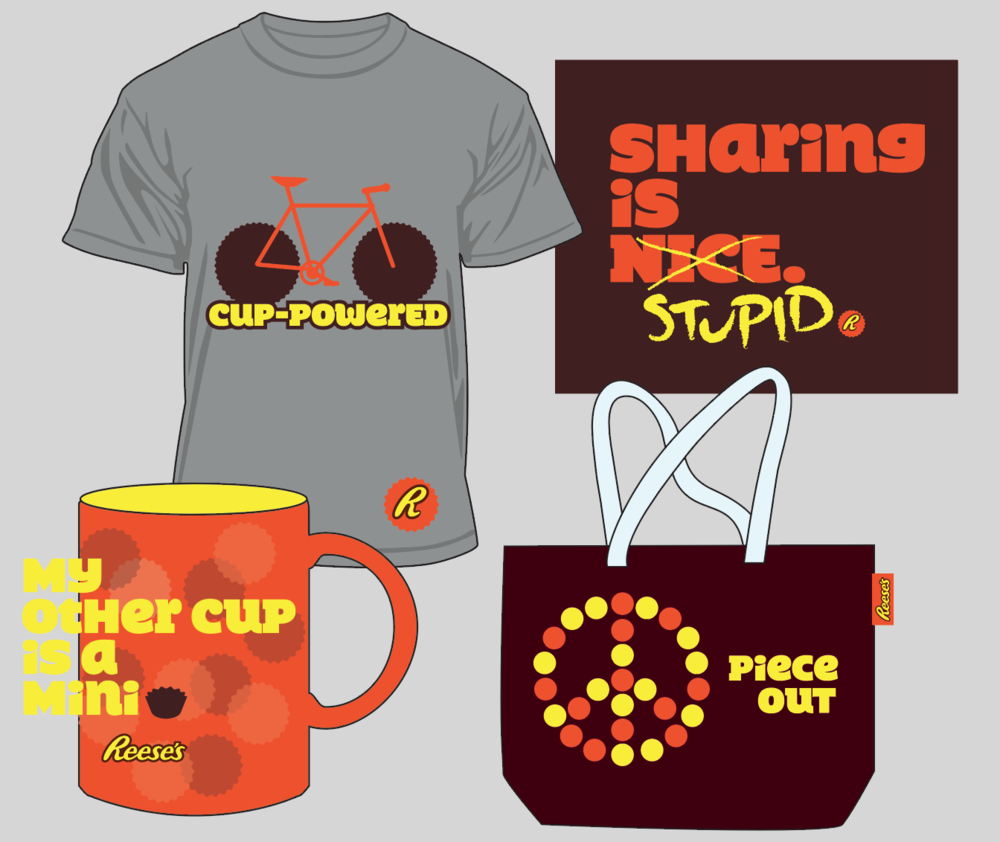 """Reese's """"Verbiage"""" collection"""