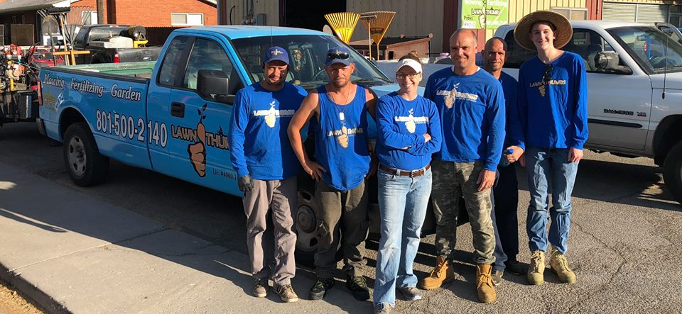 We were able to get a photo of our wonderful team of workers today and wanted to share it with our customers!