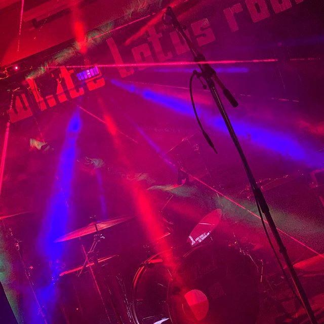Live @ Mozzarella ikväll! #wlr #live #whitelotusrock #flen #mozzarella