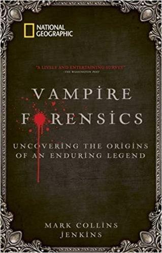 Vampire Forensics book cover