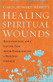 book cover, Healing Spiritual Wounds