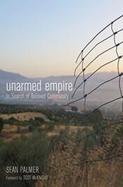 book cover, Unarmed Empire
