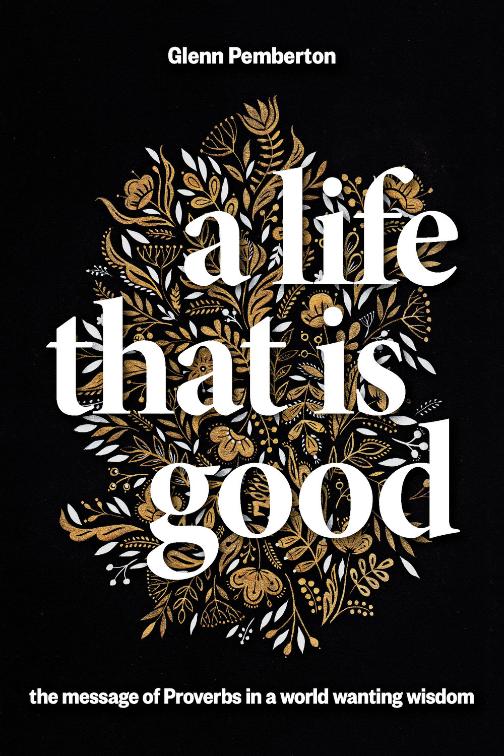 Book cover, A Life That Is Good