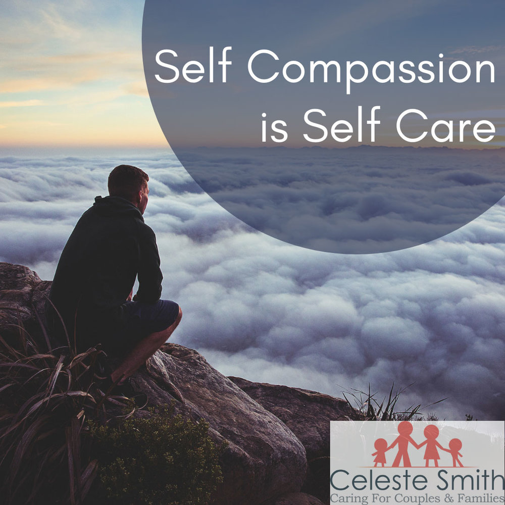 Self-compassion is self-care
