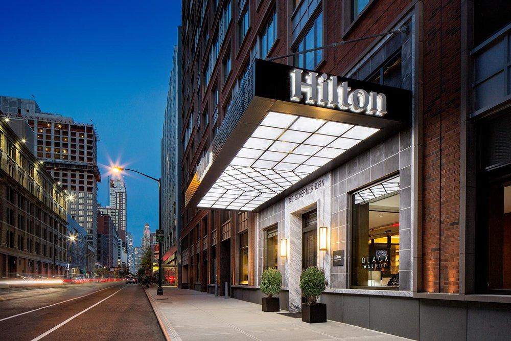 Hotel-photography-by-Greg-Ceo-studio-for-Hilton-Brooklyn-exterior.jpg