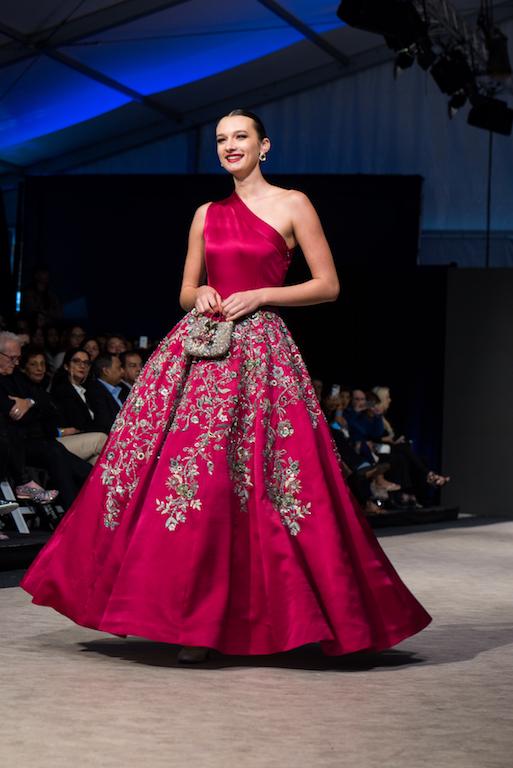 Designer: Shamsha Hashwani | Photo by Tristen Williams