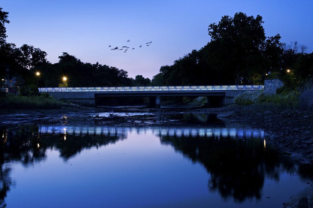 Richmond Hill Ave Bridge