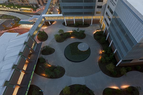 Ellen S Clark Memorial Hope Plaza