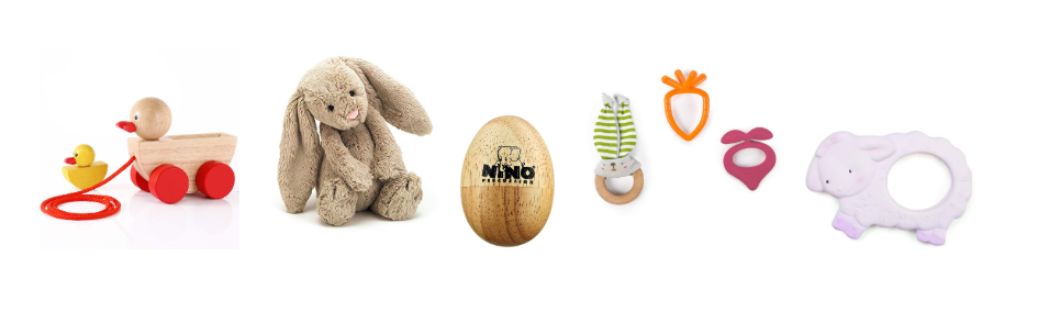 Baby Easter Basket Ideas - Montessori in Real Life
