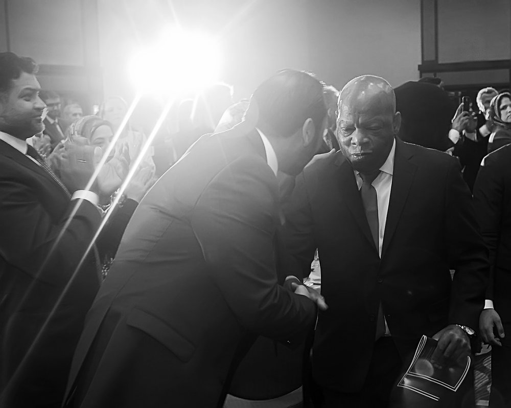 Rep. John Lewis (GA-5) | 2015 Honoree