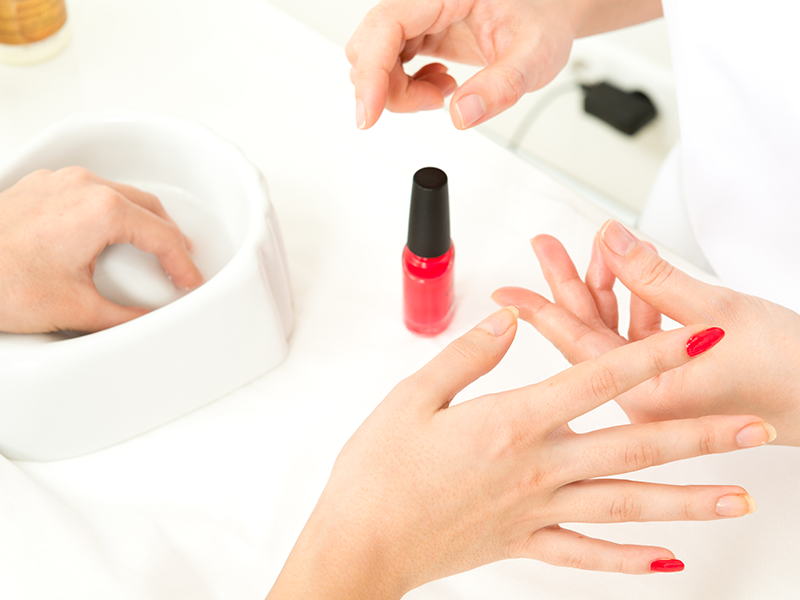 Check Out Our Nail Bar Services - Lily & Roo Nail Salon, Kitsilano, Vancouver (BC)