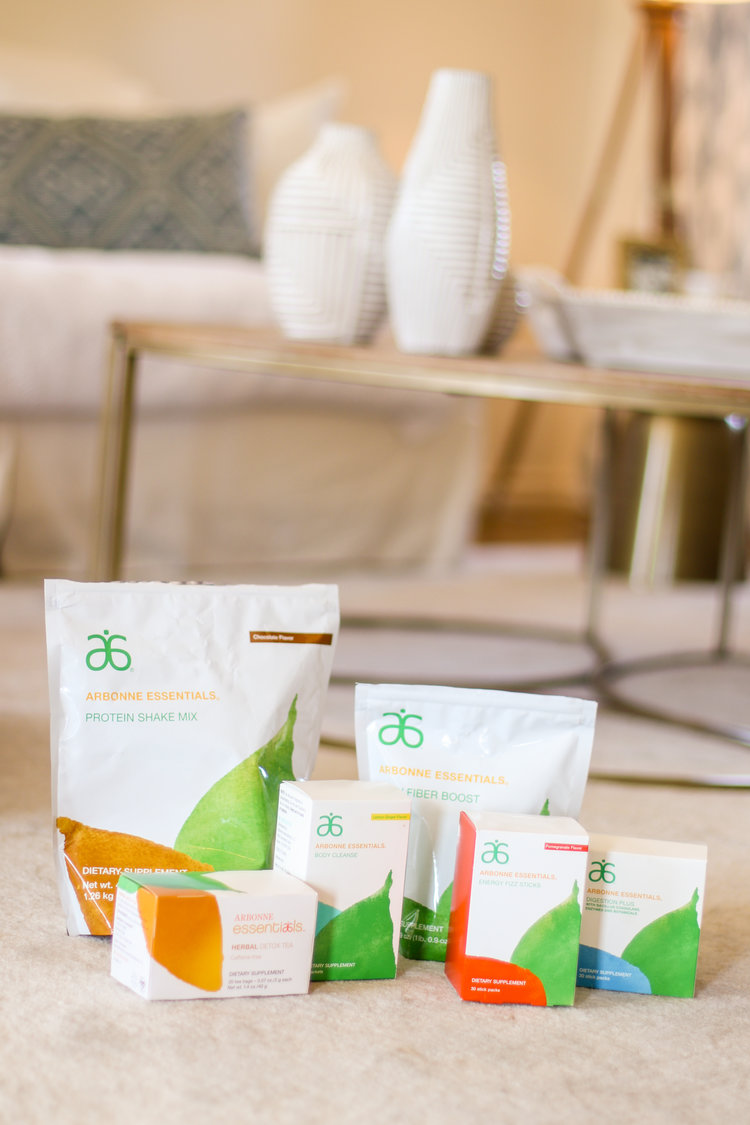 An Honest Review Of The Arbonne 30 Days To Healthy Living Program