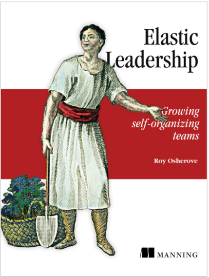 "Based on the book ""Elastic Leadership"" by Roy Osherove (a.k.a ""Notes to a Software Team Leader"")"