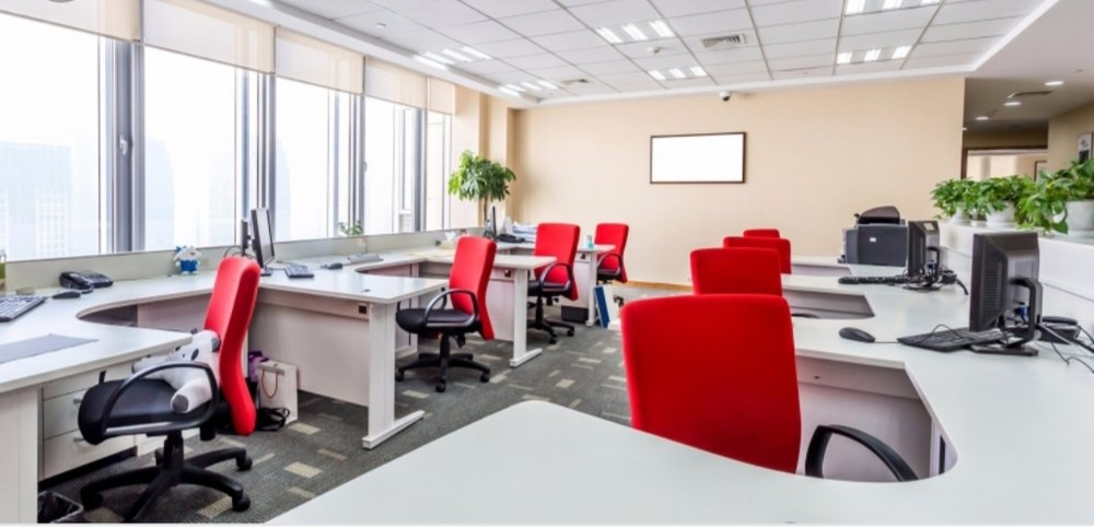 Commercial Office Space - general office, call centers,law firms,small business