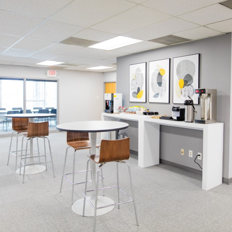 ThriveCo coworking membership and shared workspace