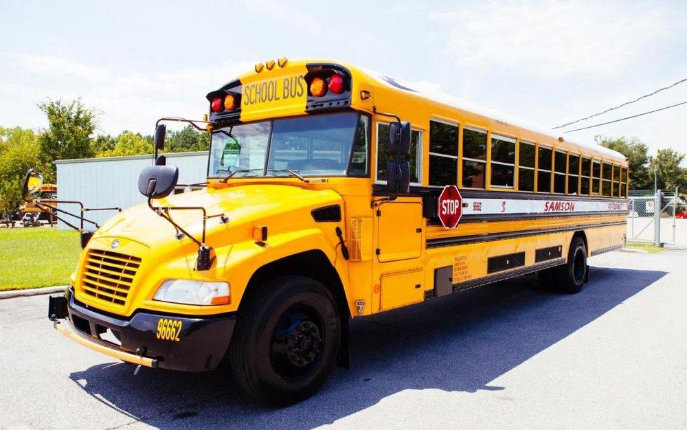 Standard School Bus (48 Passengers)