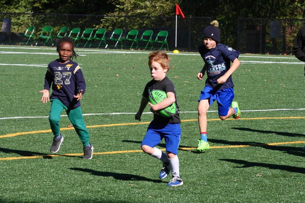 8U Coed Touch Rugby    DOB:  8 years and under on 9/1/2018   Practices:  Saturdays, 9:00-10:30am   Cost:  $195.00