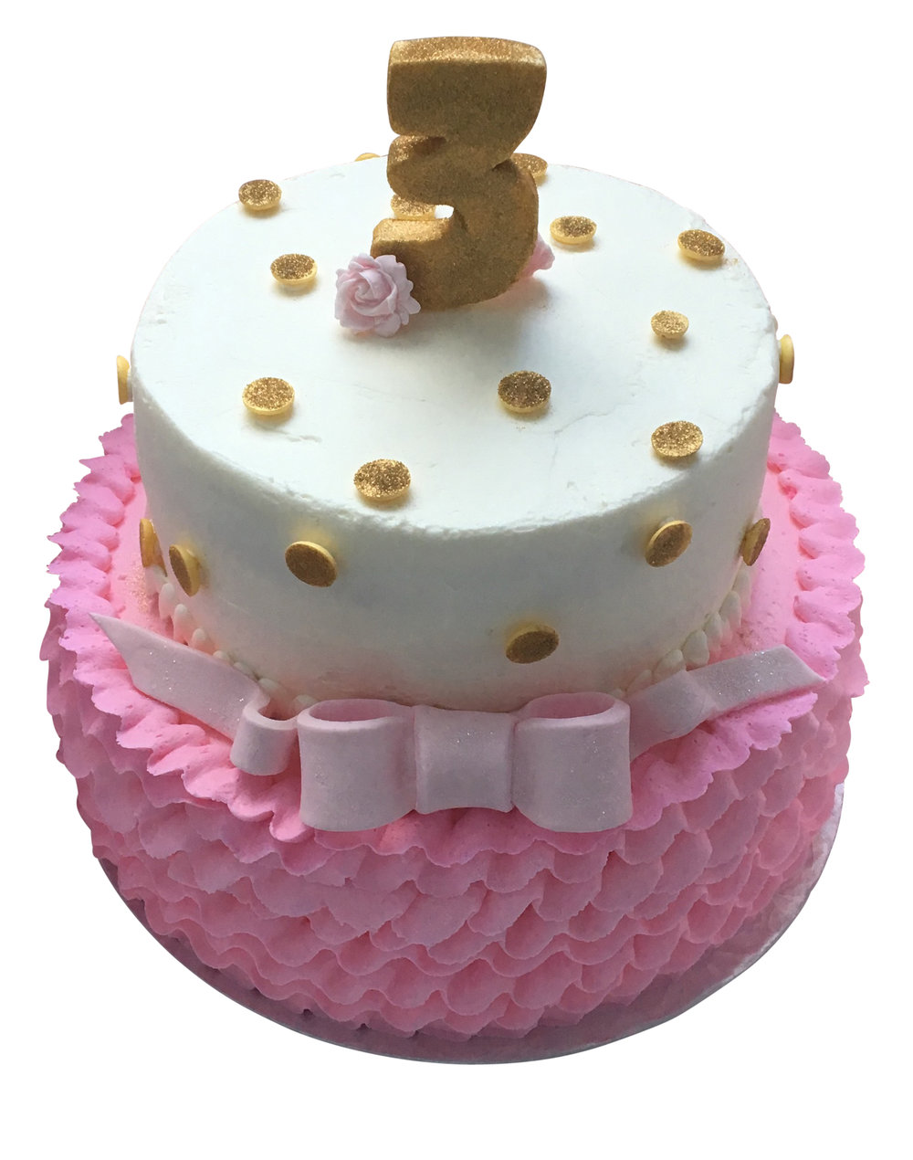 BeBe-Cakes-Two-Tiered-Waves-With-#3-Cake.jpg