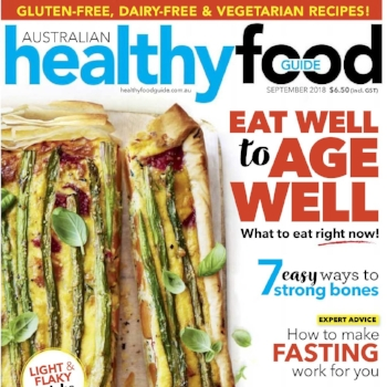 Healthy Food Guide Sept 2018