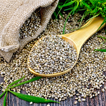 Hemp seeds are the tiny nutritional powerhouses you need in your diet via myBody+Soul