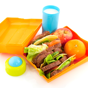 Five things a nutritionist recommends always putting in your kid's lunchbox via Kidspot