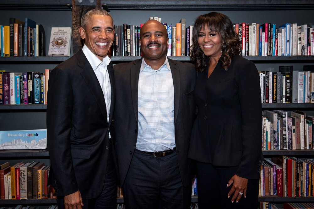 Obama Foundation - We're thrilled to announce that UnCommon Law's Founder and Executive Director, Keith Wattley, is in the inaugural class of Obama Foundation Fellows!