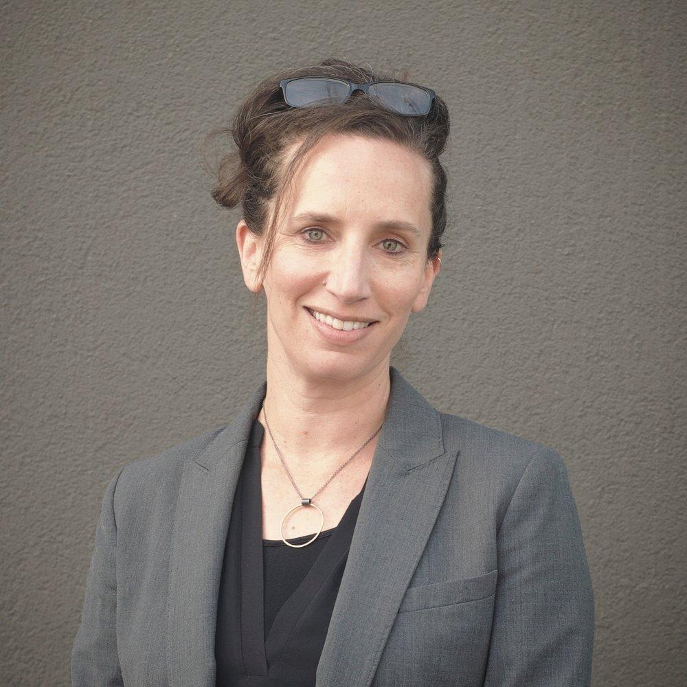Julie Hess, Deputy Director    Read Julie's bio.
