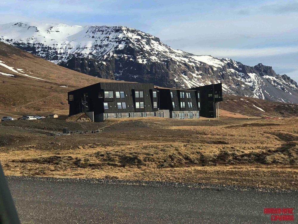 Hotel Glacier Lagoon - iPhone 7+