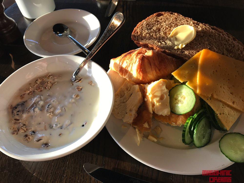 Breakfast Buffet - Fosshotel Glacier Lagoon