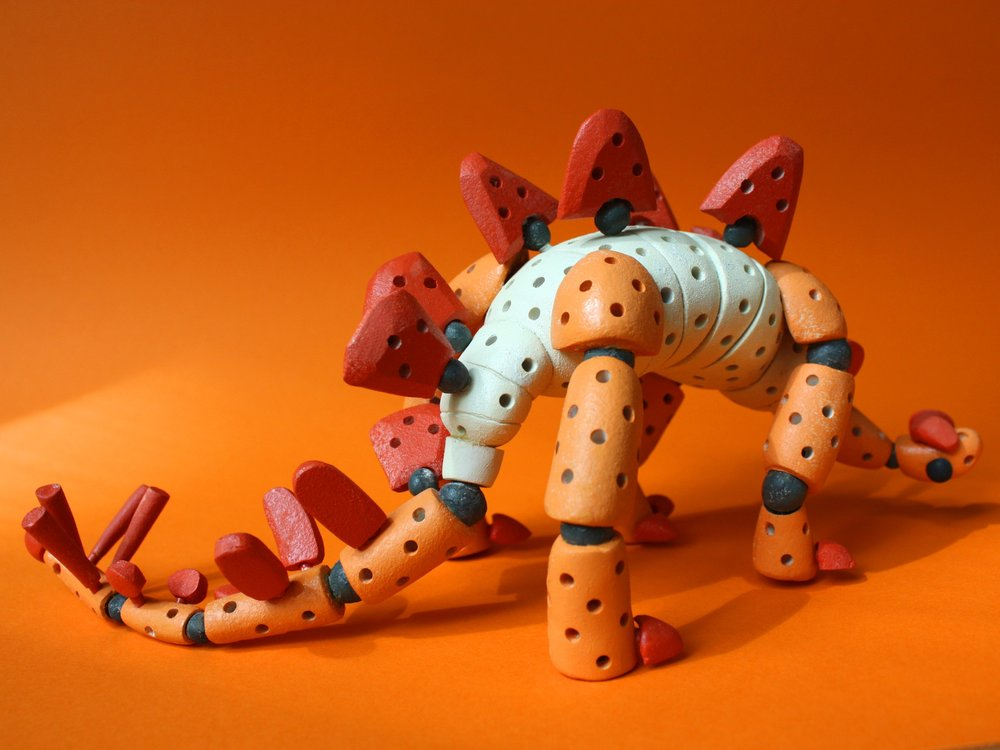 Constructables -A reconfigurable creature construction system.  Learn More