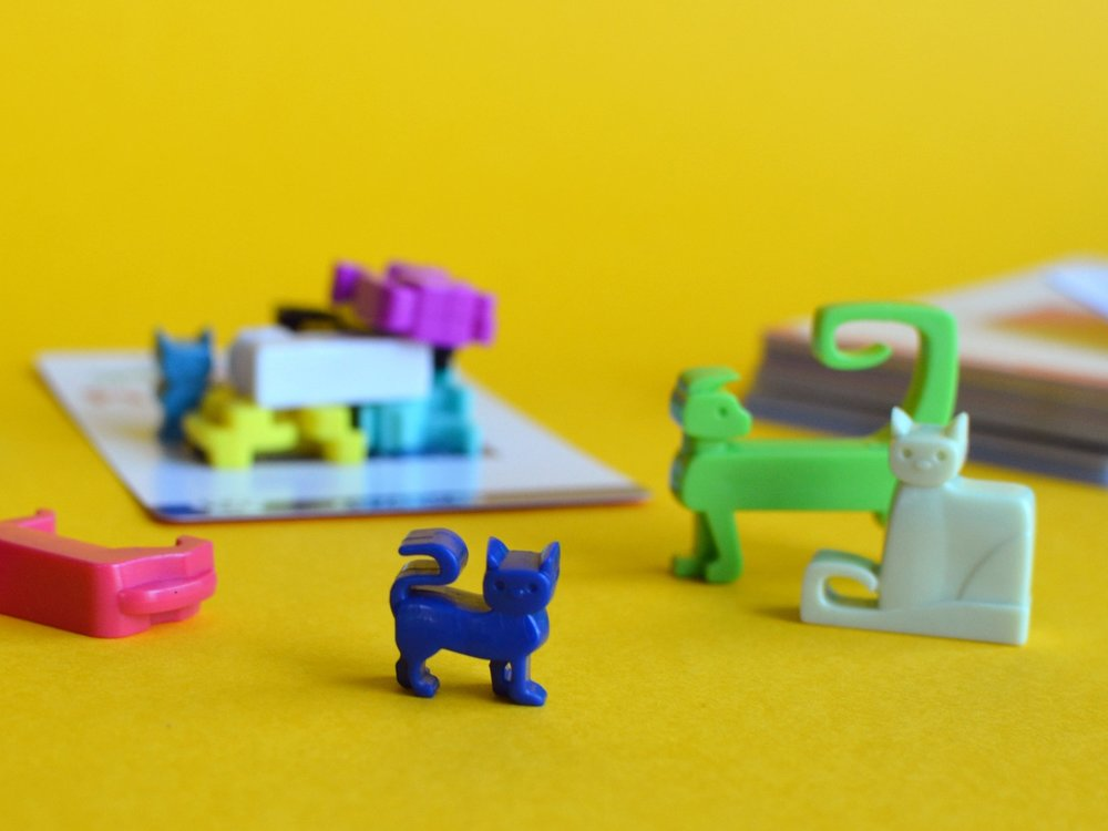 Cat Stax - the purrfect puzzle.  Learn More