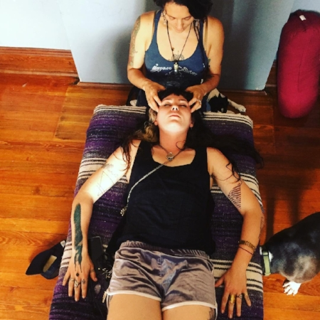 32 Acupressure Points on the Head - to induce deep relaxation and release tension and trauma from the body and mind!