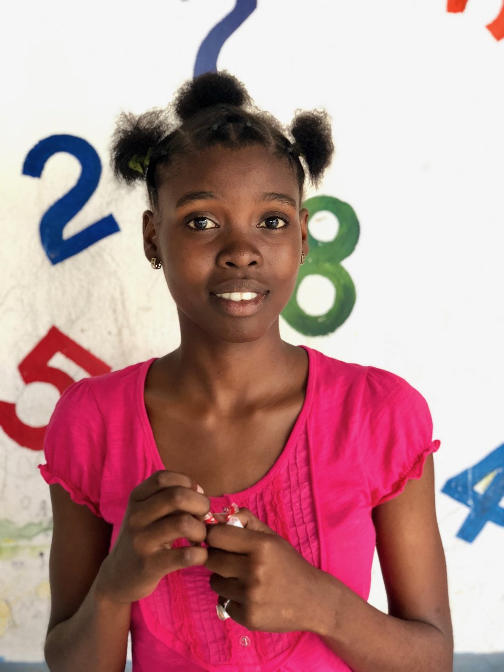 Tuition - Each child receives $100.00 for tuition at an elementary, secondary, or high school. (This amount can include, a uniform and/or immunizations, if needed. Every dollar you give us goes directly to your child's education.