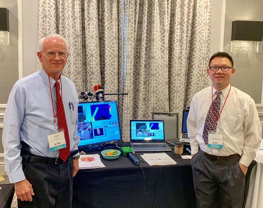 Allan Gardiner and Tai Huynh present the multi-spectral Rapid Discovery System™ and the Vari-Chrome® Pro. These tools introduce the ability to restore protective sensation lost to diabetes and to restart non-healing wounds. Real-time recordings demonstrate these unique capabilities.
