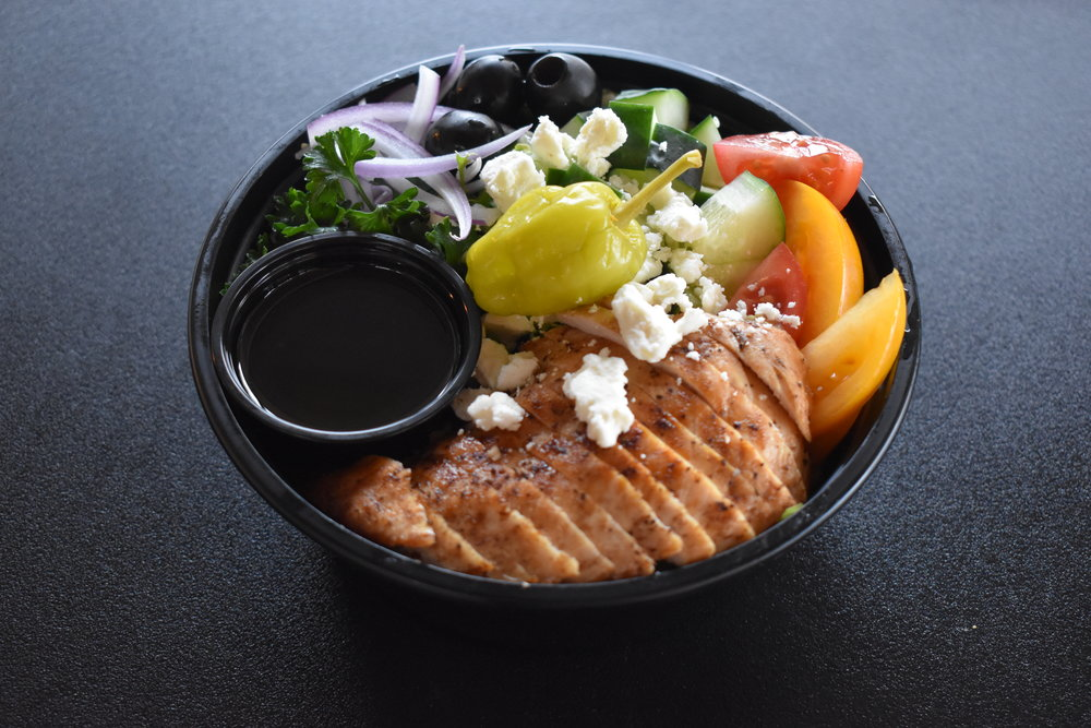 Pesto Chicken Salad -
