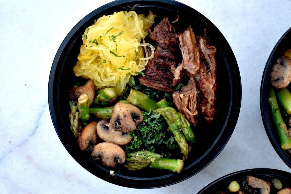 Braised Beef -