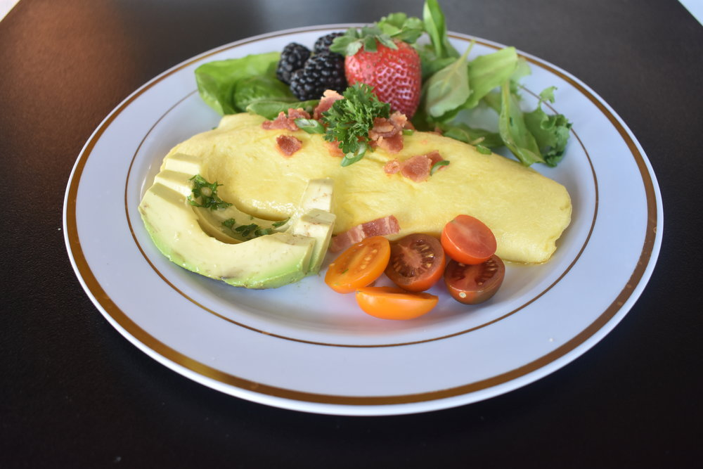French Omelet -