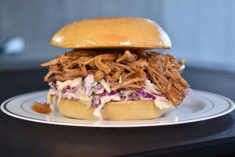 Pulled Pork Sandwich -