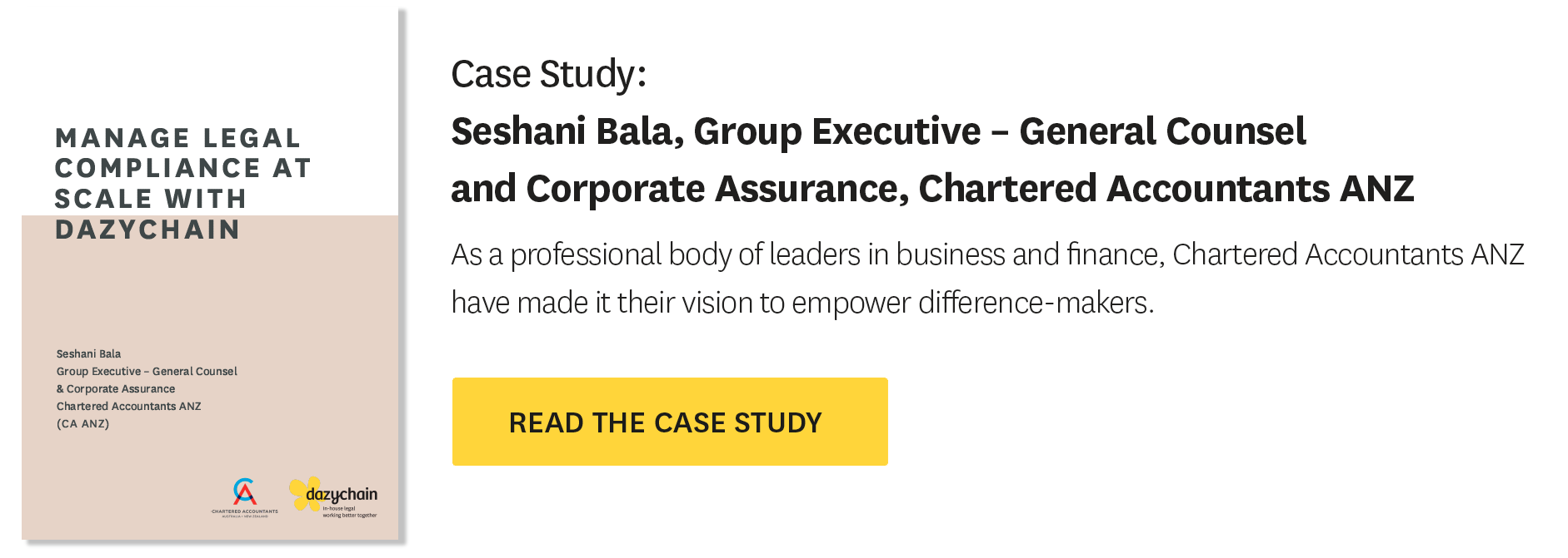 Chartered Accountants Case Study