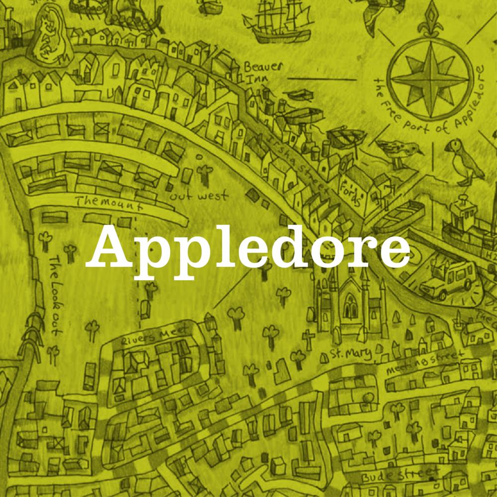 Beaford, Community Trails, Appledore
