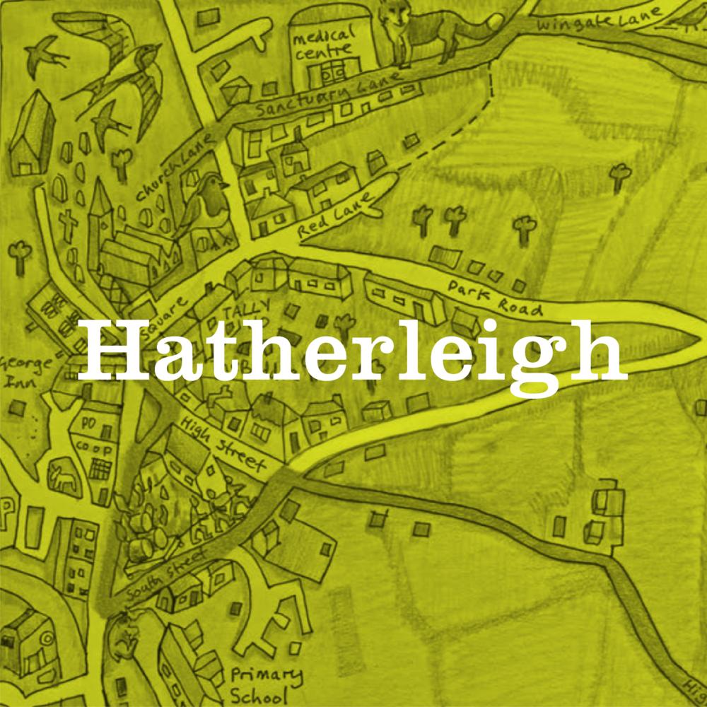 Beaford, Community Trails, Hatherleigh
