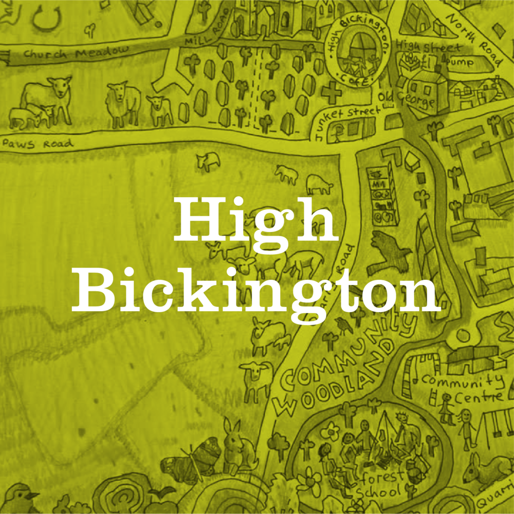 Beaford, Community Trails, High Bickington
