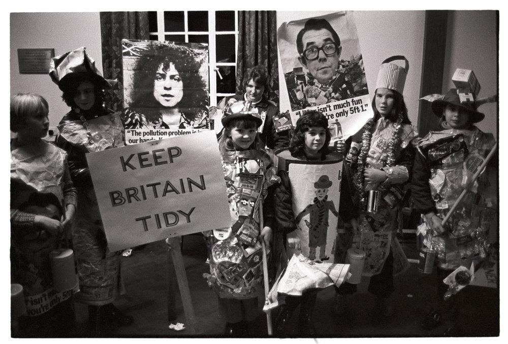 Fancy dress, Dolton, November 1972