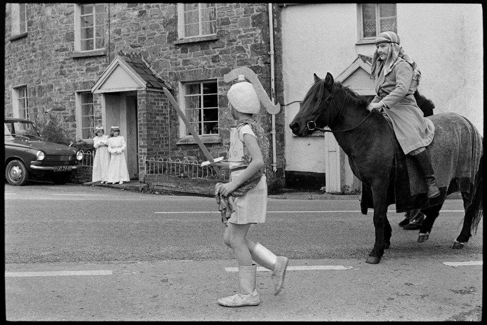 Hatherleigh, November 1975