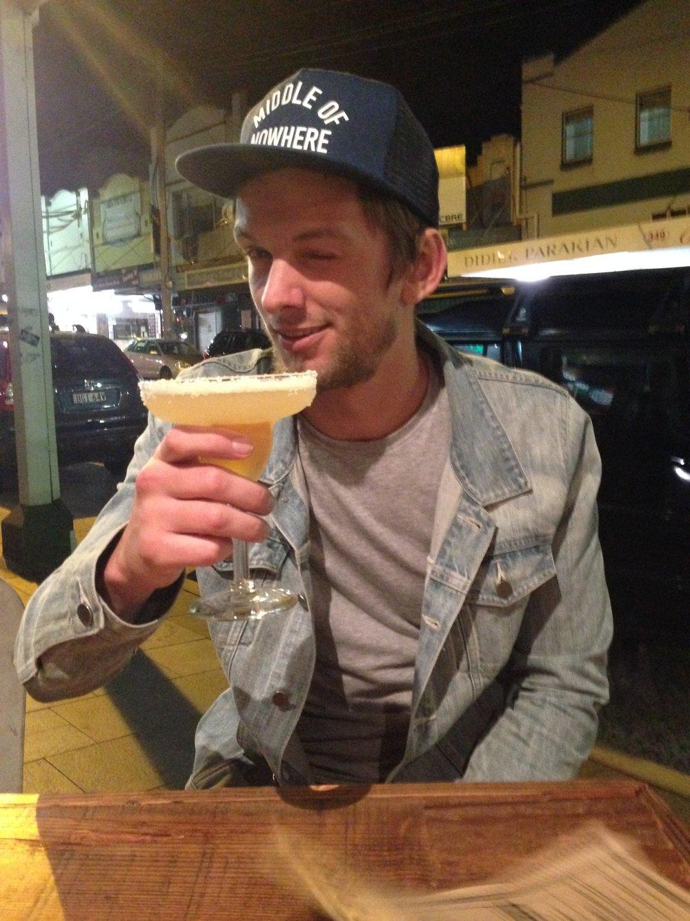 Matt Amery | Tin Sparrow