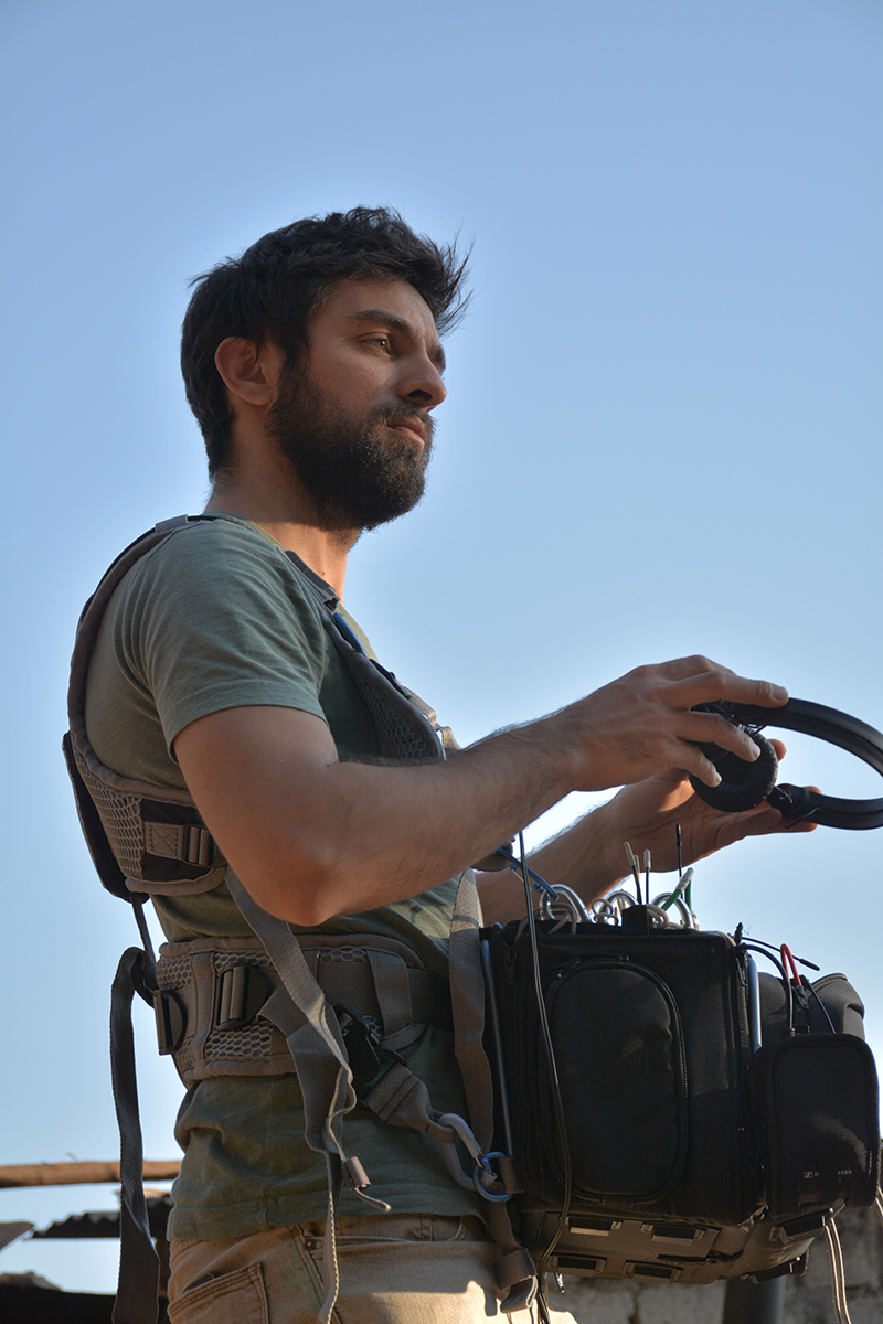 Miguel Antunes - Sound Recordist (Portugal)