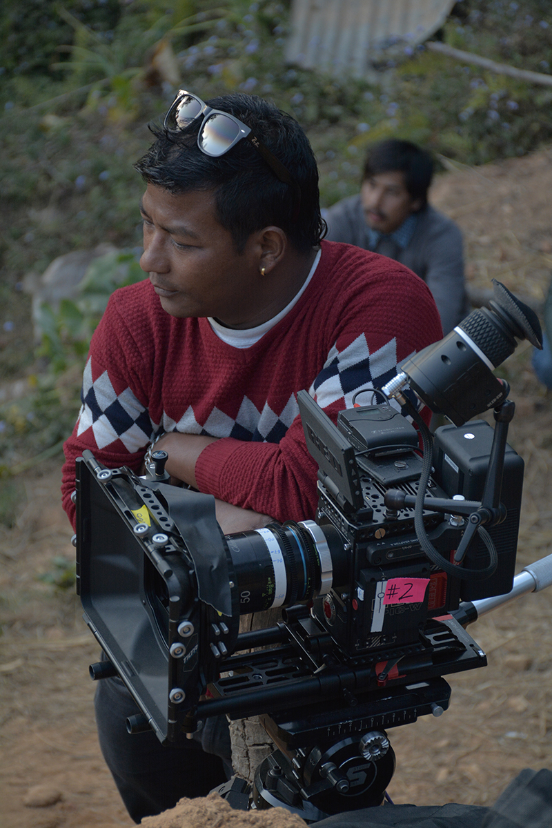 Biru Tamu - 2nd Assistant Camera (Nepal)