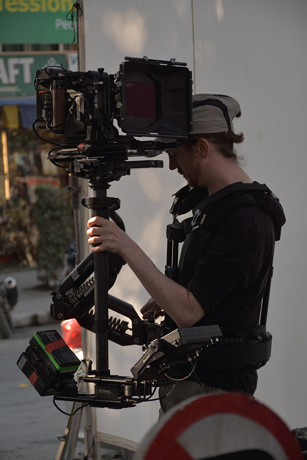 Dougal Wallace - Steadicam Operator (UK)