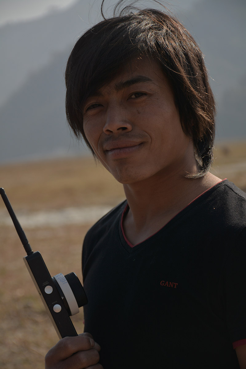 Sagar Shrestha - 2nd Assistant Camera (Nepal)